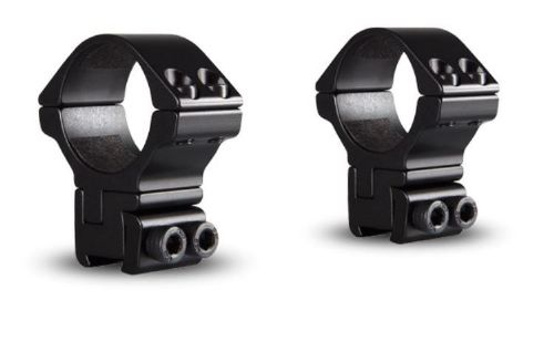 Hawke 30 MOA Adjustable Scope Mount Rings 30mm High for 9-11mm Dovetail 22140